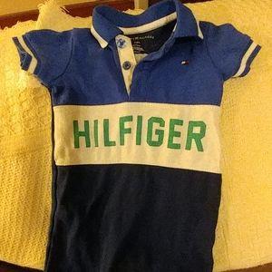Tommy Hilfiger infant Bodysuit